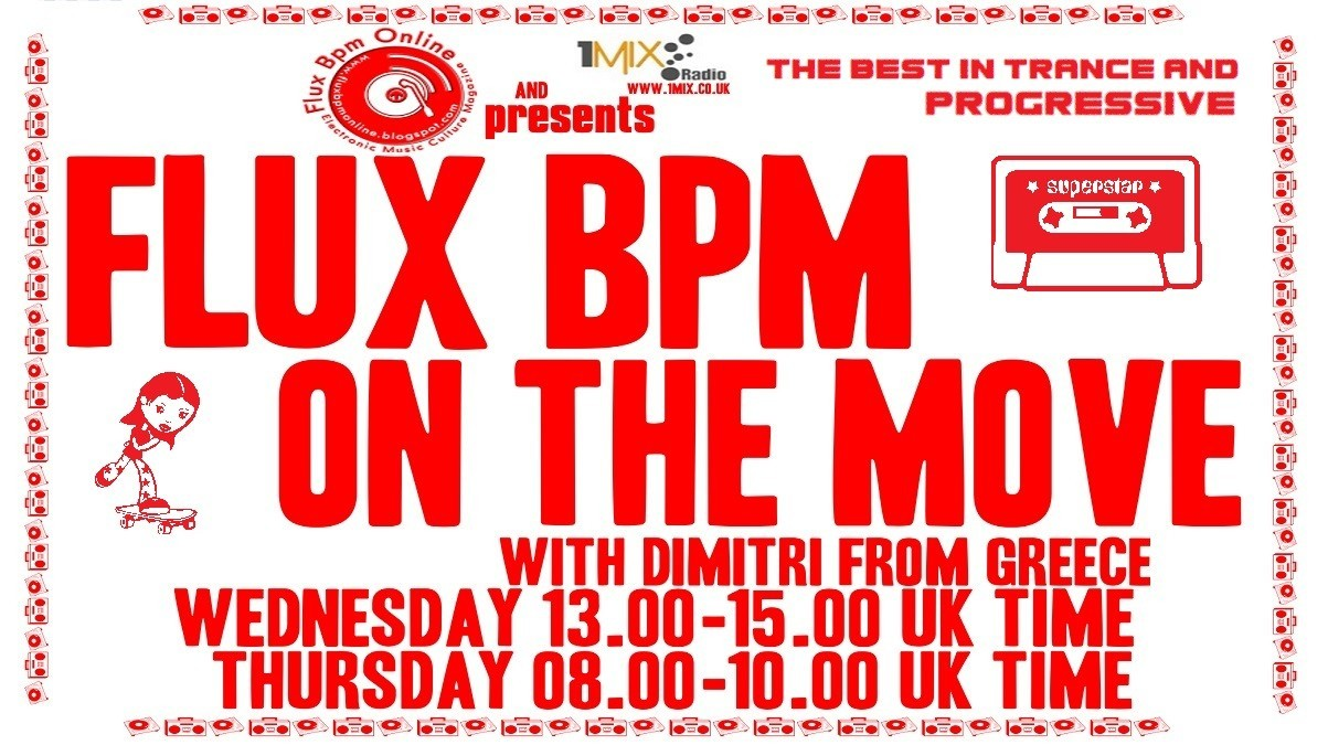 Flux BPM On The Move